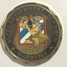 B23 24th FINANCIAL MANAGEMENT COMPANY FMCO OEF Challenge Coin