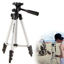 Foldable Aluminium Monopod Tripod Stand Mount Holder For iPhone 5 5C 5S 4 4S 3GS