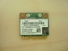 BROADCOM BCM943228HMB BRCM1058 WIRELESS CARD DUAL BAND abgn + BT BLUETOOTH combo
