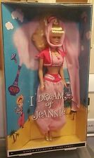 I Dream of Jeannie Pink Label Barbie Collector Barbara Eden TV Genie NRFB 1960s
