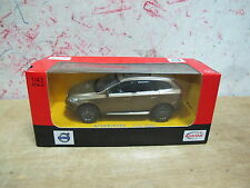 Volvo XC60 SUV model car 1/43 rastar gold free shipping