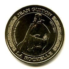 17 LA ROCHELLE Centenaire de la statue de Jean Guiton, 2011, Monnaie de Paris