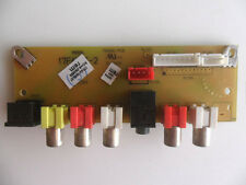Bush IDLCD 26TV22HD lado entrada AV PCB 17AV15-2 230905 32-37XX