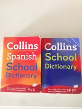 Collins School Dictionary English And Spanish