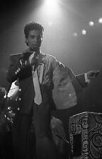 Prince Rogers Nelson Singer Musician Glossy Photo Music Print Poster