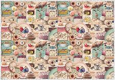 BomoArt Cake Factory Paper (70cm x 100cm)