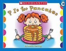P is for Pancakes (Little Leveled Readers, Level C) Fleming, Maria Paperback