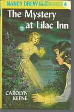 The Mystery At Lilac Inn Nancy Drew #4 Carolyn Keene HC 1998