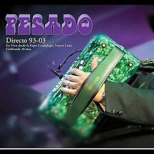 Directo 93-03 by Pesado (CD, Oct-2003, WEA Latina)