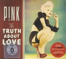 P!nk - The Truth About Love (Fan Edition) CD/DVD *CD + DVD*NEU*