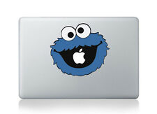 "Sesame Street Cookie Monster Sticker For Apple Macbook Air/Pro 13""/15"" Laptop"