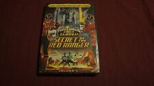 Power Rangers Super Samurai Secret of the Red Ranger DVD - Some Wear