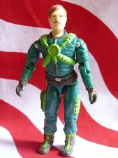 GI Joe - Major Altitude- Battle copter pilot (2) - 1991 - not complete