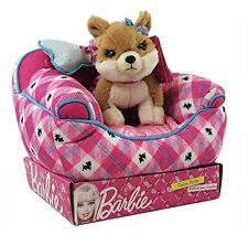 Barbie Fashion Pet Lacey with Bed
