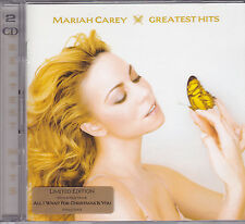 Mariah Carey-Greatest Hits 2 cd album