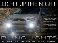 Fog Lamp Driving Lights Kit for 2013 2014 Mitsubishi Outlander Sport / RVR / ASX