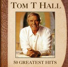 50 Greatest Hits - Hall,Tom T. (2010, CD NEUF)