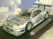 MAISTO 1/18 DIECAST 1998 D2 WARSTEINER MERCEDES-BENZ CLK GTR K.LUDWIG & R.ZONTA