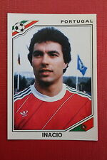 Panini MEXICO 86 N. 389 PORTUGAL INACIO  With back GOOD CONDITION!!