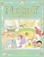 The Nursery Treasury : A Collection of Rhymes, Poems, Lullabies and Games by...