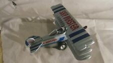 Classic Air Aerobatic Plane Sky Masters In A Silver Small Scale Diecast    dc886