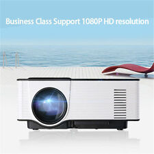 WIFI Multimedia 5000Lumens bluetooth Wireless Portable Home Theater Projector WT