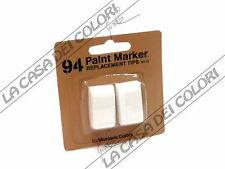 MTN MONTANA 94 PAINT MARKER TIPS - 2 PEZZI - 1,5 cm - PUNTE DI RICAMBIO