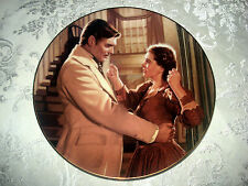 Gone With The Wind Critics Choice Collector's Plate/Scarlett's Heart Is WithTara