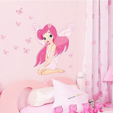 Removable Art Vinyl Quote DIY Princess Wall Sticker Decal Mural Home Room Decor