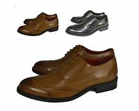 Mens Brogue Italian Style Smart Formal & Casual Office Party Dress Shoes UK 6-12