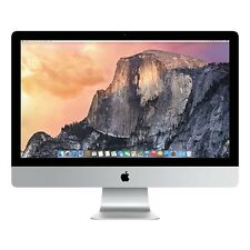 "NEW Apple iMac 21.5"" 2.7GHz Quad Core i5 1TB HD 8GB RAM *Final Cut Pro X"