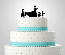 Ring Bearer Wedding Cake Topper