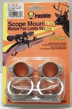 IRONSIGHTER MODEL 330 SS SCOPE MT FOR APOLLO 90 & CLASSIC, AND SHADOW STAINLESS