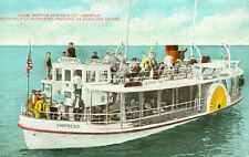 "Santa Catalina,CA. The Glass Bottom Boat ""Empress"""