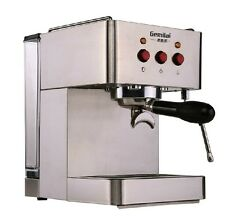 2PCs Commercial Expobar Semi Automatic Stainless Steel Espresso Coffee Machine