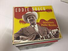 Gentlemen Prefer Blondes ~ Eddie Noack (Artist)  3 CD BEAR FAMILY 4000127171429