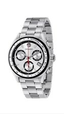 MOVADO Series 800 Swiss Chronograph Silver Men's Watch NEW! 2600132 $1195