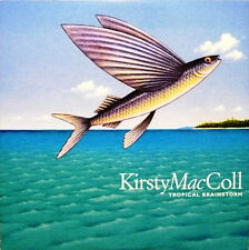 Kirsty MacColl CD Tropical Brainstorm - Promo - England (EX/EX+)