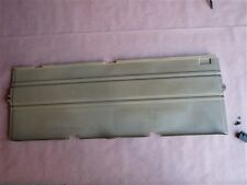 Interior Rear Back of Cab Trim Panel Tan Extended Super Cab 1980-1991 F150