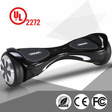 """6.5"""" Electric Self Balancing Smart Scooter Hover Board UL2272 Approved 2 Wheel"""