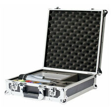 DAP Wireless Foamed Microphone Flightcase for Radio Mics inc Sennheiser Shure