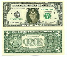 MICHAEL SCHUMACHER - VRAI BILLET DOLLAR US! SCHUMI COLLECTION Sport FORMULE 1 F1