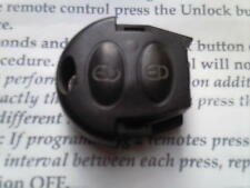 GENUINE SEAT AROSA,IBIZA,LEON,TOLEDA,VW,SKODA ETC 2 BUTTON REMOTE ALARM KEY FOB