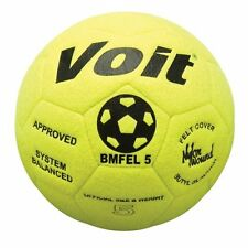 NEW Voit Indoor Felt Soccer Ball Size 5 FREE SHIPPING