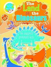 The Wonderful World of Simon Abbott: The Land of Dinosaurs: Playful pictures and