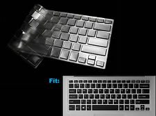 """TPU Clear Keyboard Protector Cover For new 13.3"""" Sony Vaio Z series (VJZ131....)"""