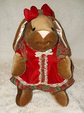 "Vintage Toys ""R"" Us 14"" 1985 Velveteen Rabbit by Rabbit Ears Productions"