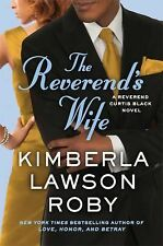 The Reverend's Wife (A Reverend Curtis Black Novel), Roby, Kimberla Lawson, Good