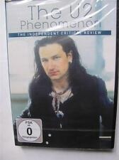 U2  - The Phenomenen  DVD 2003 set NEW