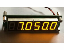 Digital LED 1 MHz to 1GHz RF Singal Frequency Counter Tester Meter module YELLO
